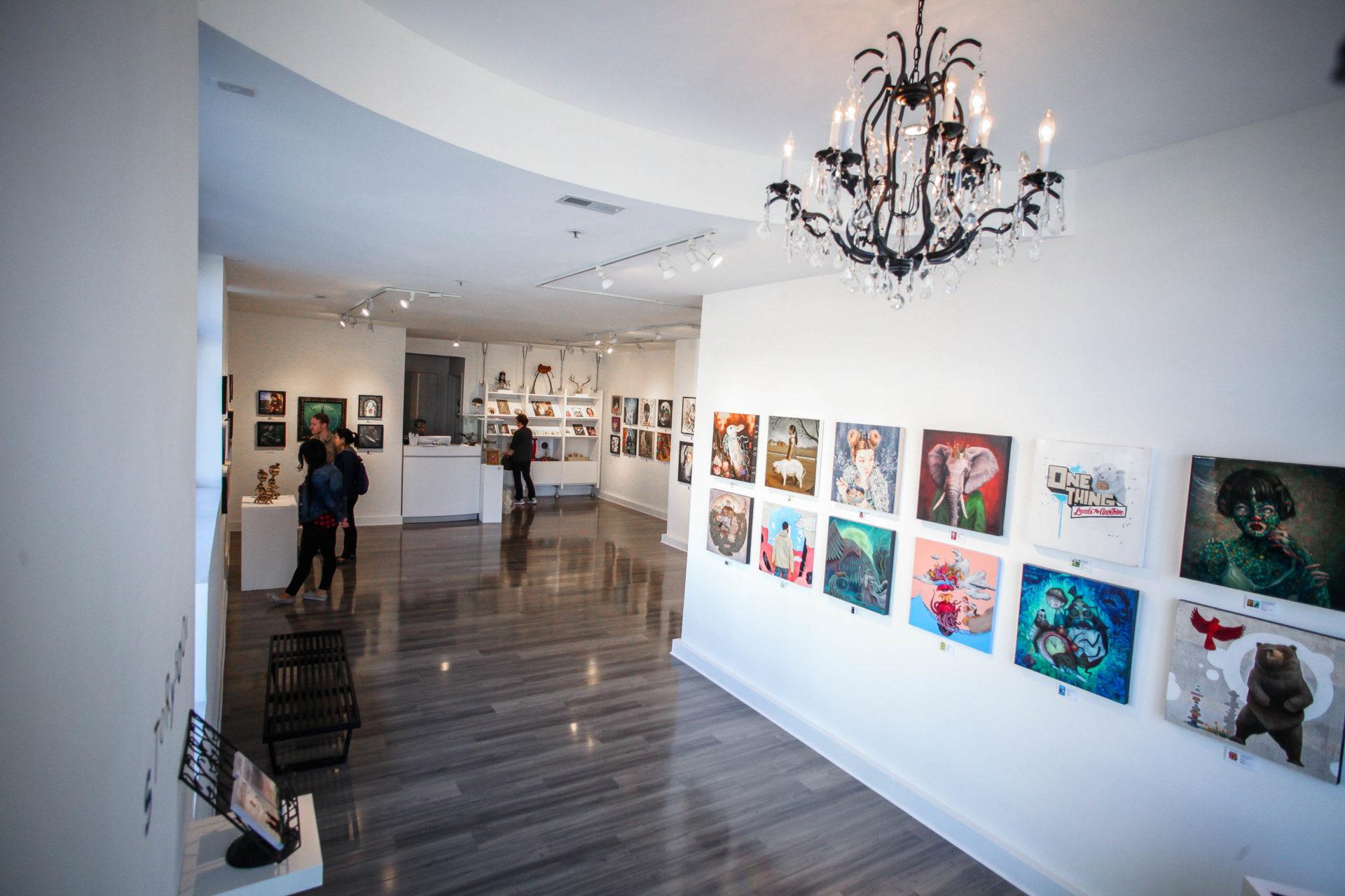 Modern Eden Gallery © 2015 Michael Cuffe Photography