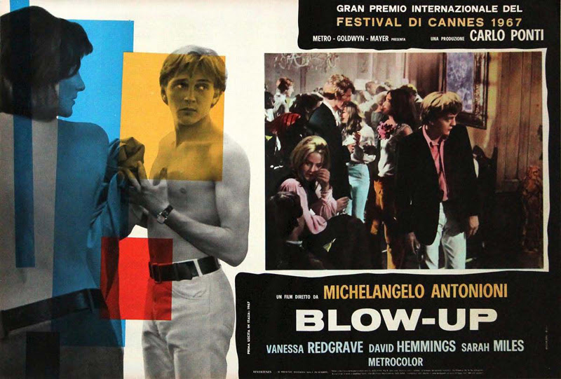 Blow-Up movie poster