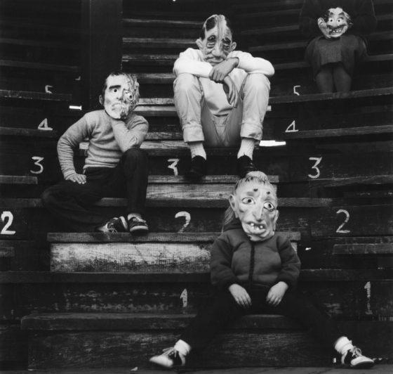 1962, (c) The Estate of Ralph Eugene Meatyard, courtesy Fraenkel Gallery, San Francisco